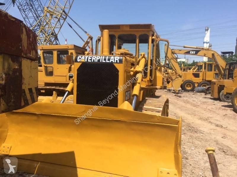 View images Caterpillar D7G bulldozer
