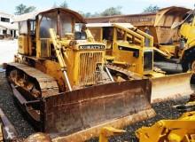 bulldozer Komatsu D50-15