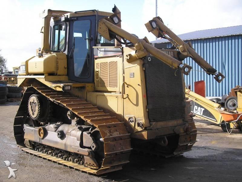 Buldozer Caterpillar D7R XL