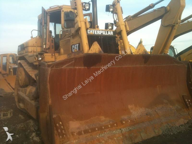 Vedeţi fotografiile Buldozer Caterpillar D9N