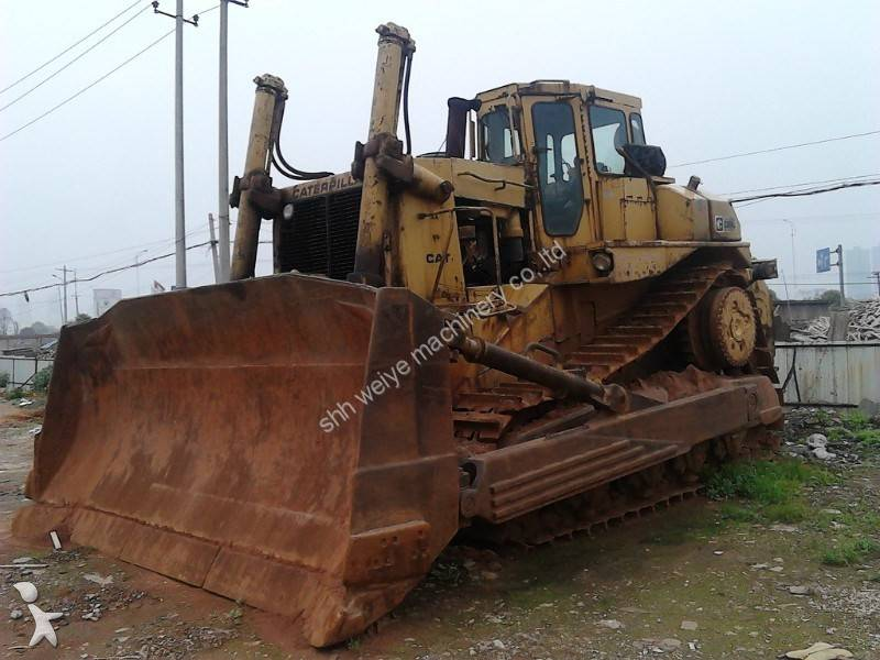 bulldozer caterpillar d9l occasion n 780957. Black Bedroom Furniture Sets. Home Design Ideas