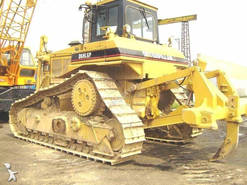 Bulldozer Caterpillar D6H-II