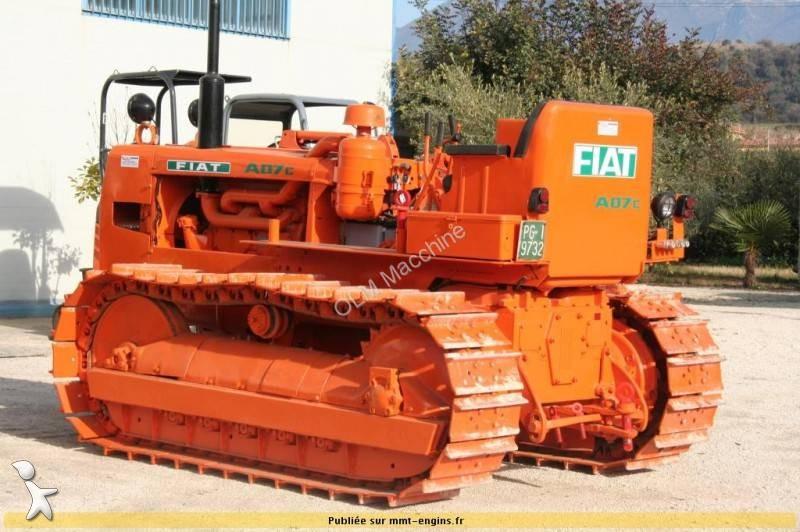 bulldozer fiat ad7 usato - n°850198