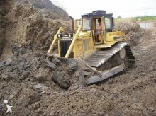 bulldozer Caterpillar D6H MD D6H.LGP