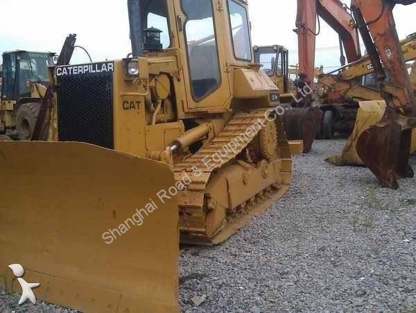 Voir les photos Bulldozer Caterpillar CAT D5H
