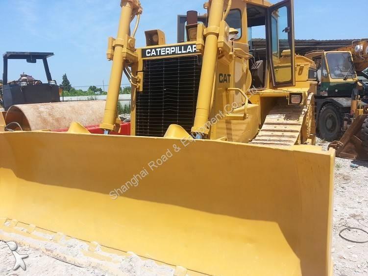 bulldozer caterpillar d7h cat d7h occasion n 946749. Black Bedroom Furniture Sets. Home Design Ideas