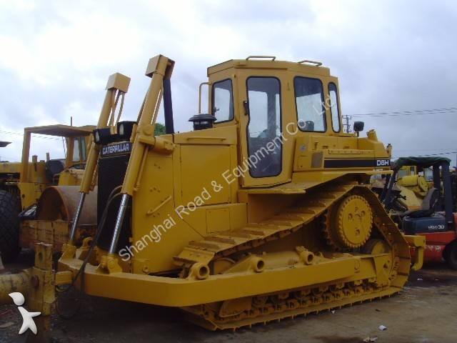 Voir les photos Bulldozer Caterpillar CAT D6H D7H