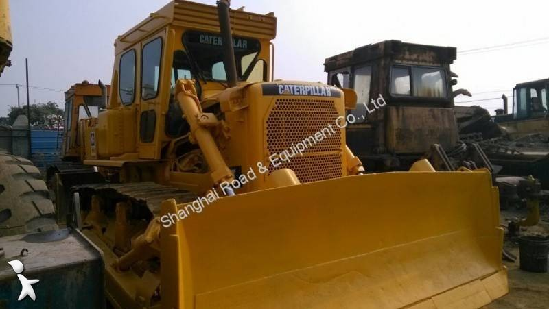 Voir les photos Bulldozer Caterpillar CAT D7G D7H