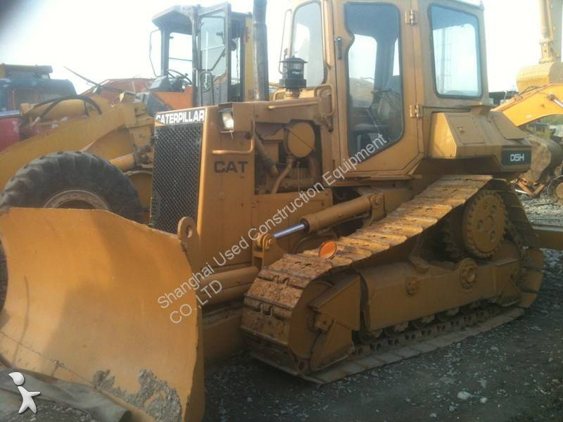 Voir les photos Bulldozer Caterpillar D5H