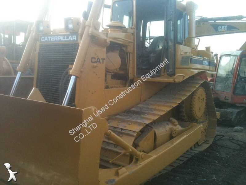 View images Caterpillar D6H bulldozer