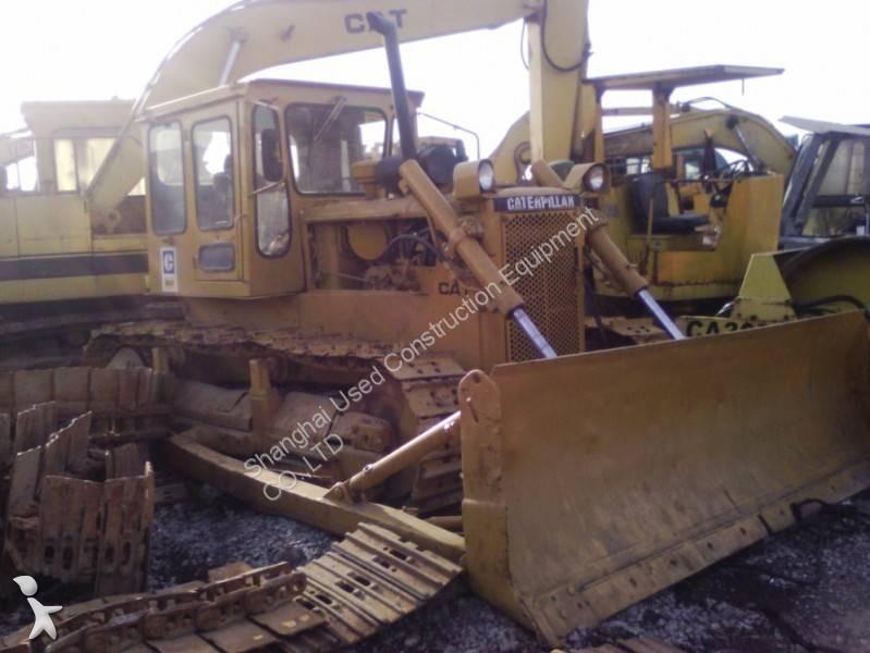 View images Caterpillar D6D bulldozer