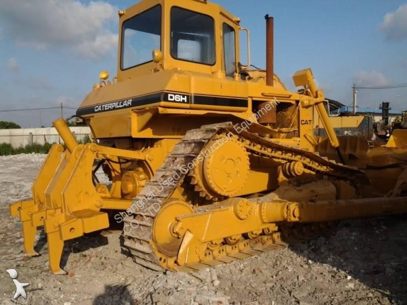 View images Caterpillar D6H bulldozer