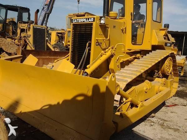 Ver as fotos Bulldozer Caterpillar D5H