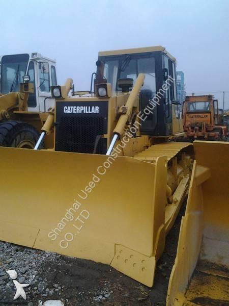 Voir les photos Bulldozer Caterpillar D6G