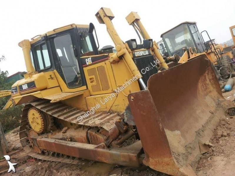 Ver las fotos Bulldozer Caterpillar D6R