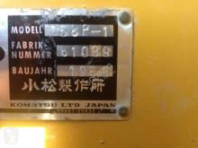 Vedeţi fotografiile Buldozer Komatsu D58P