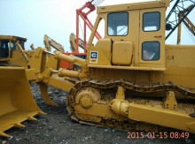 bulldozer Caterpillar D8K USED CAT D8K Bulldozer With Ripper occasion - n°1210217 - Photo 4