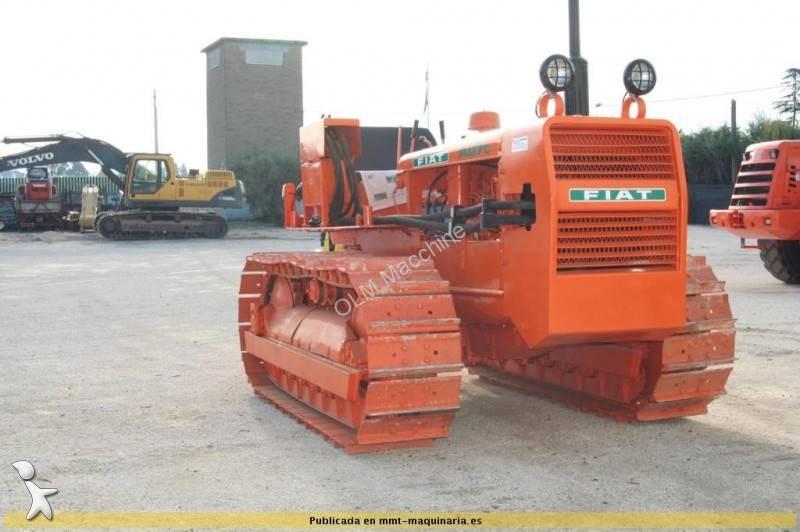 bulldozer usato fiat nc ad7 - annuncio n°850198