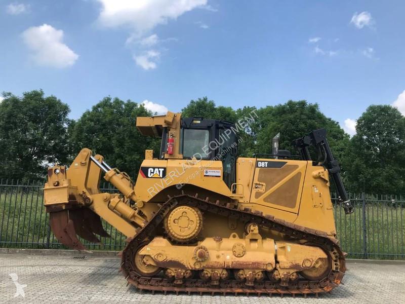 8bf70bd99 بلدوزر Caterpillar D8T مستعمل - رقم2705261