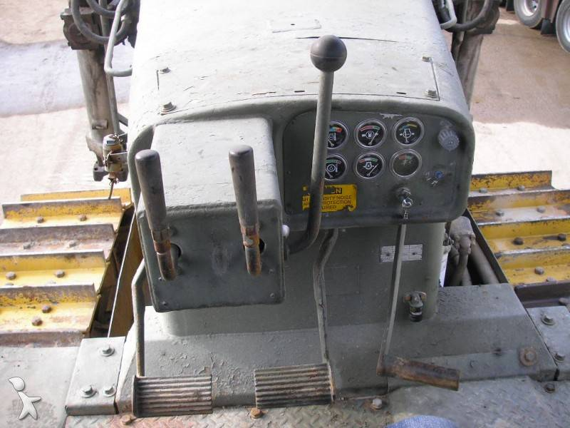 Bulldozers For Sale >> Used Caterpillar bulldozer D8K EX US ARMY - n°456181