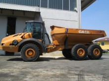 Case articulated dumper