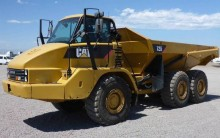 Caterpillar 725 Year 2013