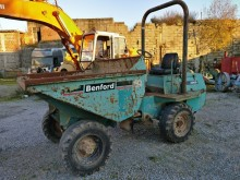 Bedford mini-dumper