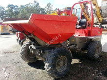 Benford articulated dumper