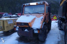 Mercedes mini-dumper