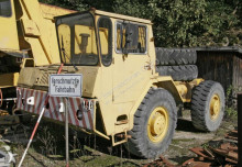 Faun K 10 Dumper without body / Muldenkipper ohne Mulde