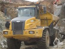 used articulated dumper