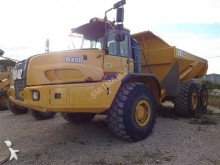 Bell articulated dumper