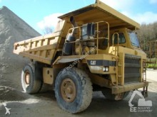 Caterpillar rigid dumper