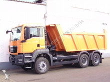 MAN rigid dumper