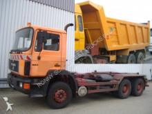 MAN F16 26.322 6x4 Umweltplakette Rot/2x Luftsitz