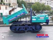 Kubota track dumper