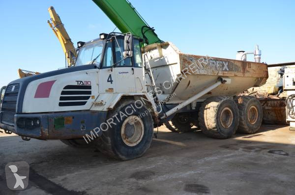 View images Terex TA30 dumper