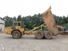 Volvo articulated dumper