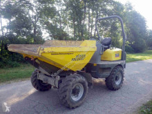 Wacker Neuson articulated dumper