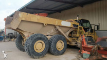 Caterpillar 725 second hand dump truck (daf-scania)