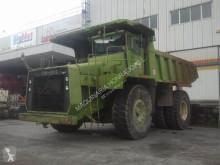 Terex rigid dumper