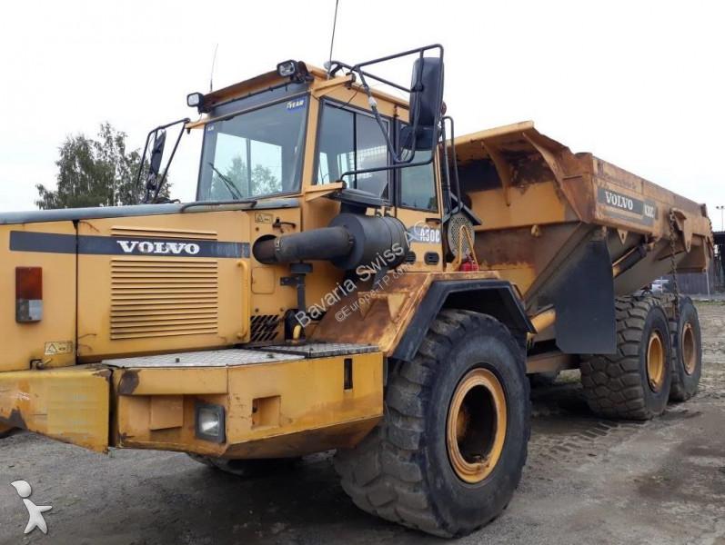 Volvo A 30 C Dumper