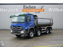 Mercedes 4144 K, 8x4, 17 m³ Muldenkipper, Blatt