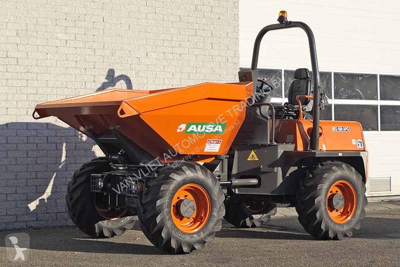 Bekijk foto's Dumper Ausa D600APG SIDE DUMPER