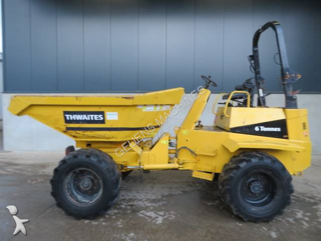 Thwaites 6 tonne dumper