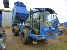 Hydrema articulated dumper