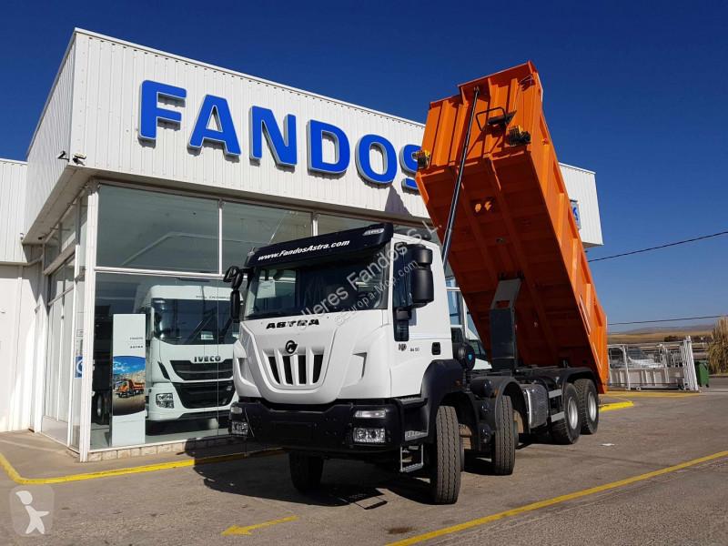 Used Dump Trucks >> Used Astra Construction Dump Truck Meiller Hd9 84 50 Euro 6 8x4 Meiller 18m3 8x4 N 3077616