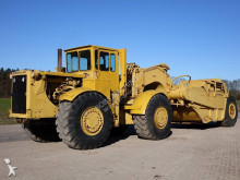 Caterpillar 830MB Sraper Tractor + Curtis Wright 18M Pulled Sc