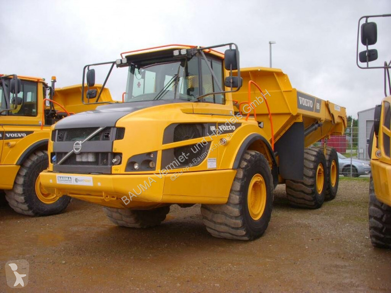 Bekijk foto's Dumper Volvo A 30 G (12000789)