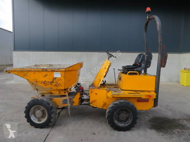 Tombereau Thwaites 1.5 tonne high tip swivel